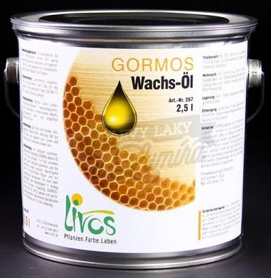 GORMOS Wax Oil 2,5l