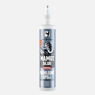Mamut glue CRYSTAL transp 290ml