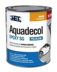 Aquadecol EPOXY SG C 3,75L